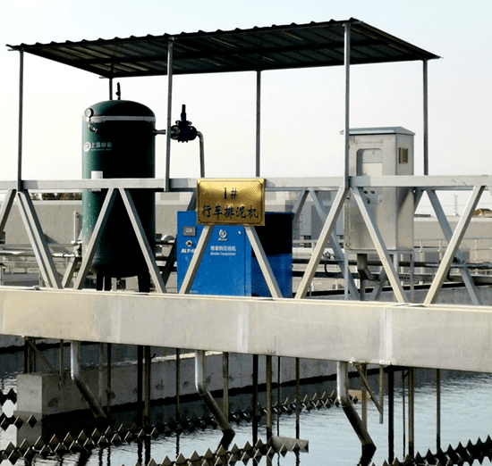 广东某海岛自来水厂