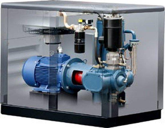 水冷式空压机冷却器