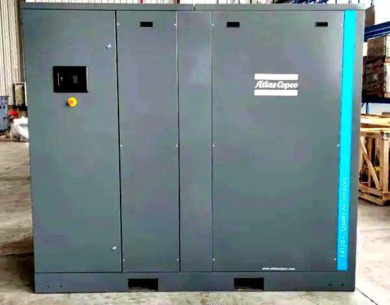 阿特拉斯·科普柯全新F+VSD变频冷冻干燥机