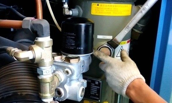 空压机保养周期及内容